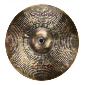 TURKISH-CYMBALS-cymbale-Jazz-Zephyros-8-034-Splash-187g