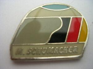 PIN-039-S-VOITURES-F1-MICHAEL-SCHUMACHER-FORMULA-1-CHAMPION-PIN-039-S-OFFICIEL