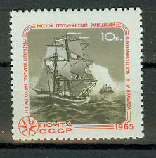 Russland Briefmarken 1965 Arktis u. Antaktis Mi.Nr.3128