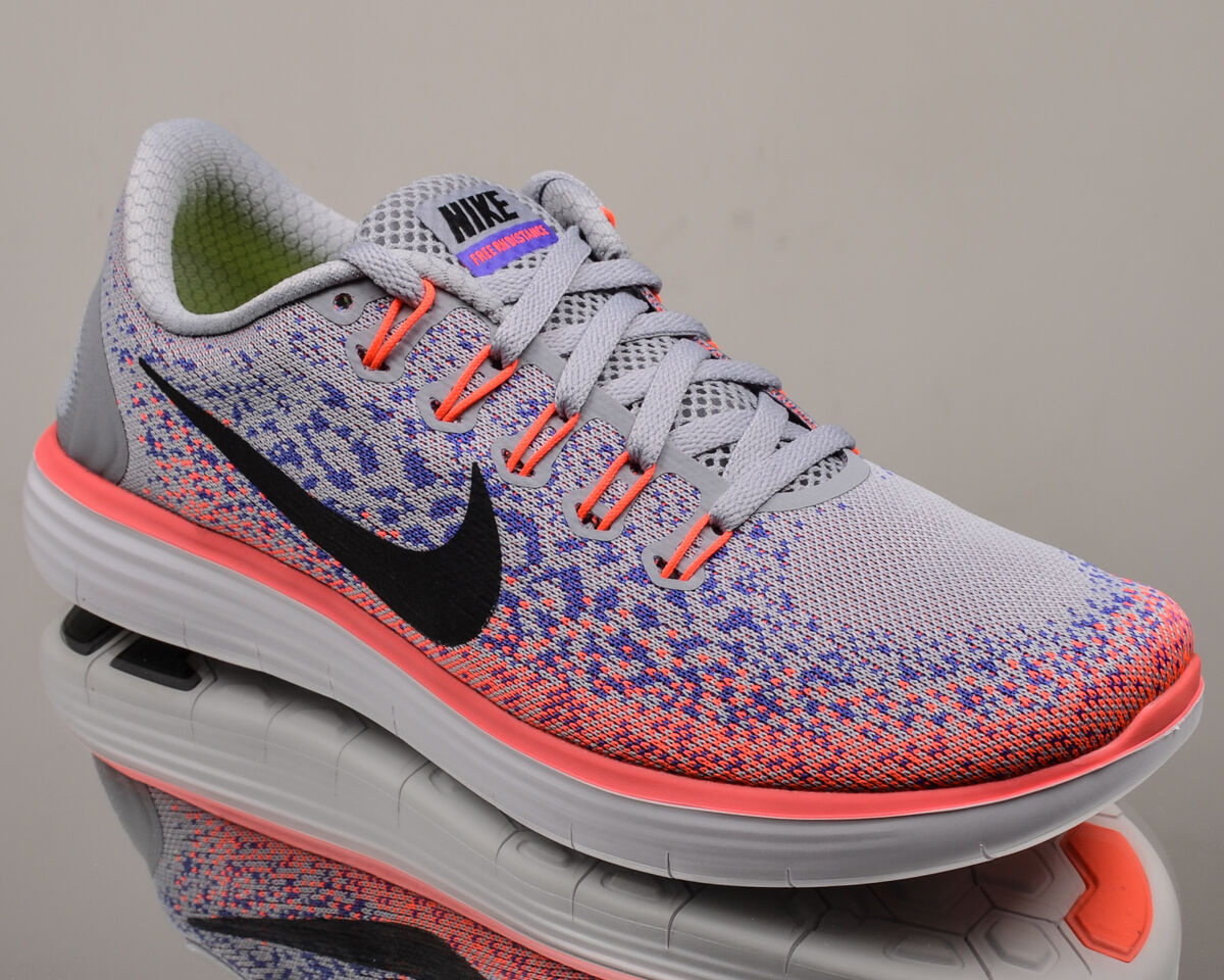 Nike WMNS Free RN Distance womens running shoes grey Last size 5,5 US 827116-004