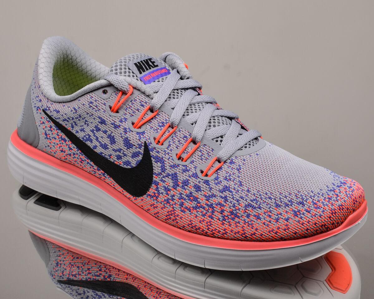 Nike WMNS FREE FREE WMNS RN Distanza Linea Donna  Running Esecuzione Nuovo Grigio Nero Viola c441b3
