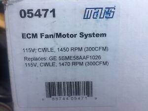 Details about Mars ECM Fan Motor P#05471