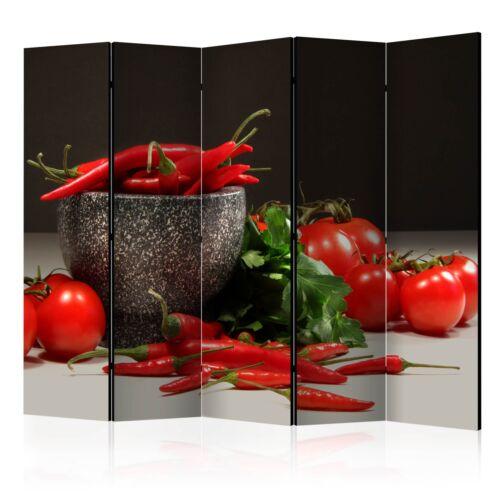 Deko Paravent Raumteiler Küche Trennwand Spanische Wand 2 Formate j-B-0044