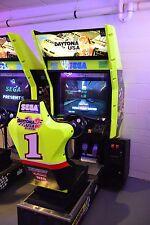 Sega Daytona 2 USA sit down driver racing game