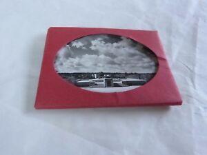 Oradour-ueber-Glane-87-Site-Historisches-Packung-10-Mini-Postkarten-CPA