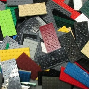 Used-LEGO-500g-Packs-Plates-3035-Platte-4-x-8