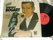 HUMPHREY BOGART Maltese Falcon Mary Astor FRONT PAGE Pat O'Brien LP Radio Shows