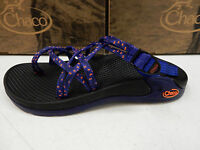 Chaco Womens Sandals Zong X Ecotread Vibora Blue Size 9