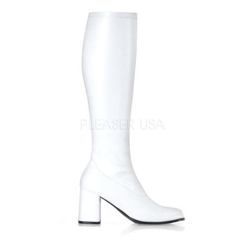 Red Super Girl 70s Wonder Woman Mens Drag Queen Costume Boots Womans 12 13 14 15