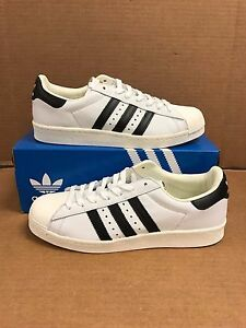 Cheap Adidas Superstar Patent Leather Athletic Shoes for Men