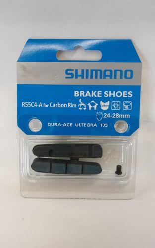 SHIMANO BRAKE SHOES R55C4-A CARBON RIM DURA-ACE ULTEGRA 105