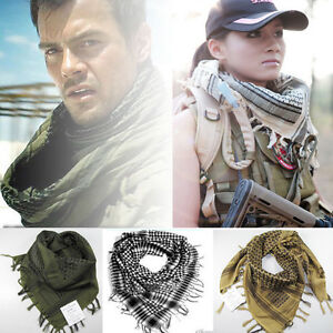 Army-Military-Tactical-Keffiyeh-Shemagh-Arab-Scarf-Shawl-Neck-Cover-Head-Wrap