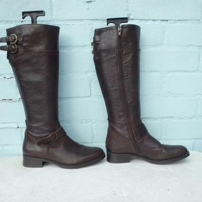 the latest purchase cheap the best attitude Aldo Leather Boots Size Uk 3 Eur 36 Womens Ladies Sexy Buckles ...