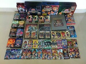 1000 Yugioh BOOSTER PACK FACTORY SEALED RANDOM PACK BOOSTER COLLECTION ALL SETS!