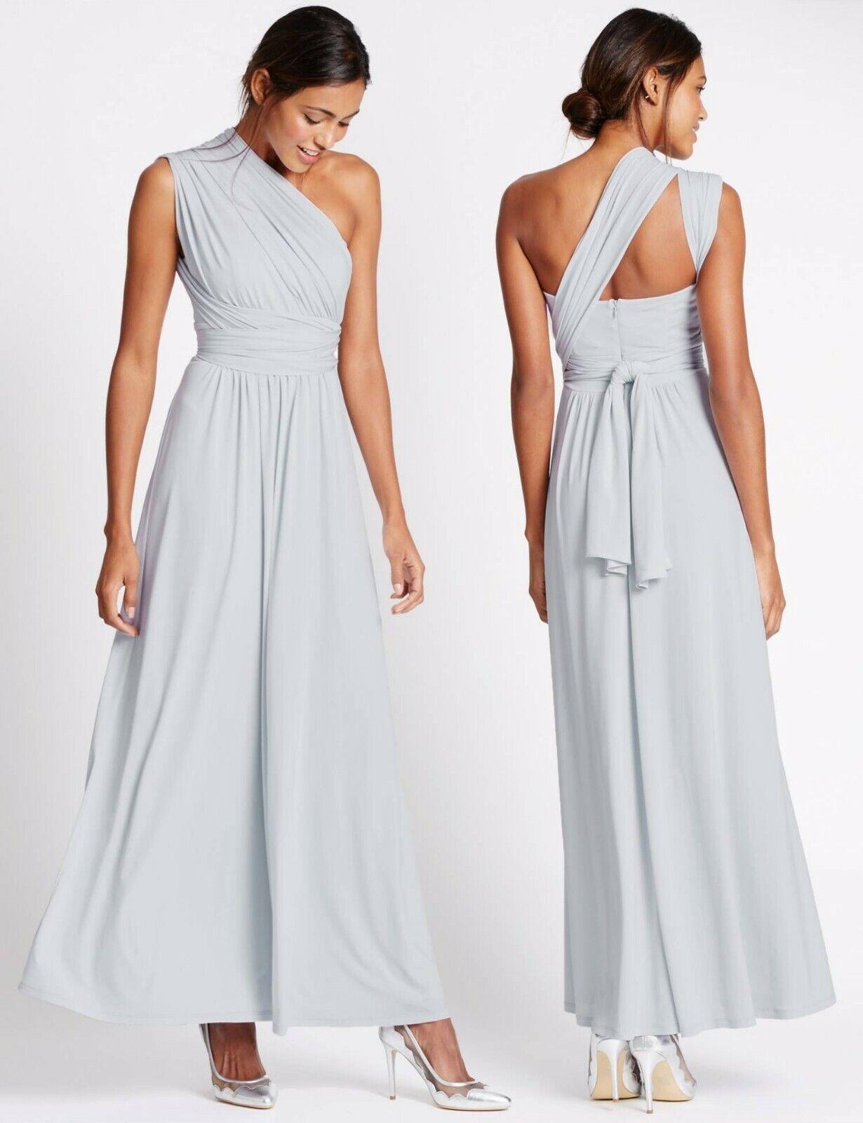 marks and spencer multiway dress