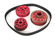 Fiat 600 Abarth A112 Engine Pulley Kit New