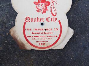 quaker city life insurance company example logo