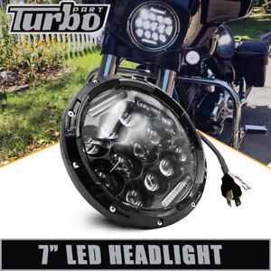 Halo Led Headlamp Fit 93 08 Ducati Monster 1000 600 620 695 750 800