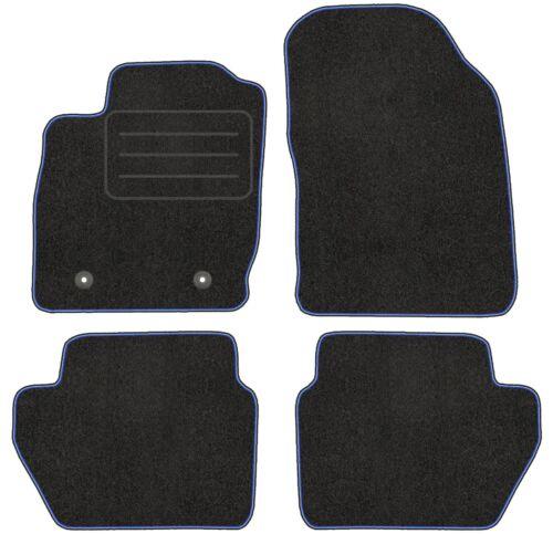 ab 2012 Velour Fußmatten Satz für Ford Ecosport II Premium Qualität