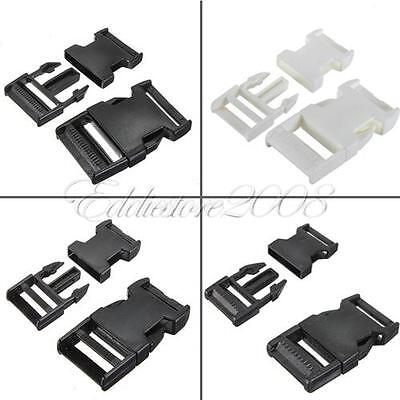 Steckschnalle Gurtschnalle Steckschliesse Steckverschluss 20-25-38-50mm Gurtband