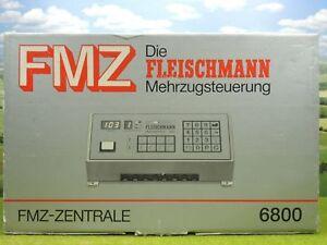 1-6800 Fmz-fleischmann Fmz central à commandes multiples utilisé comme photo