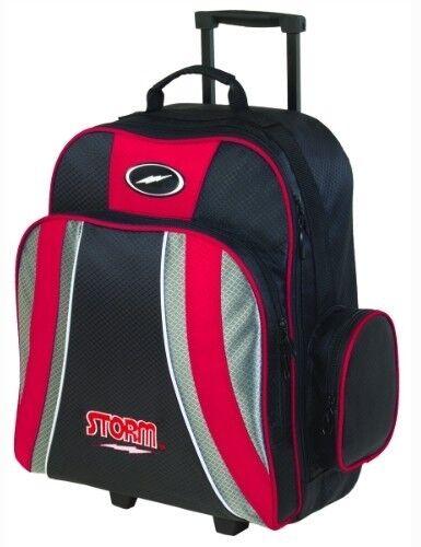 Storm Rascal Red//Black 1 Ball Roller Bowling Bag