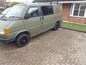 VW Transporter T4 Caravelle Camper Van/Day Van/Stealth Camper/Off Grid Camper