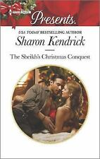 The Sheikh's Christmas Conquest (The Bond of Billionaires)-ExLibrary