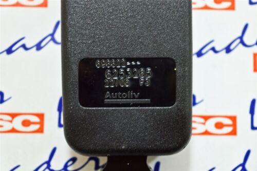 OPEL Vivaro un mini bus centro de bloqueo de cinturón de seguridad interior 93859781 Original Gm Nuevo