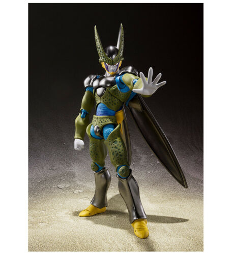 DRAGON BALL Z Perfect Cell Event Exclusive S.H Figuarts Action Figure Bandai