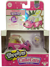 Shopkins Cutie Cars Limited Edition Texti Cab Qt4 12 Rare 2019 Chase For Sale Online Ebay