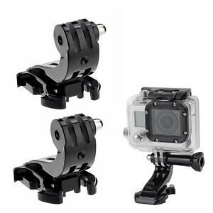 J-Hook-Buckle-for-GoPro-Session-Hero-Cameras-Vertical-Surface-Mount-2-Set-YY