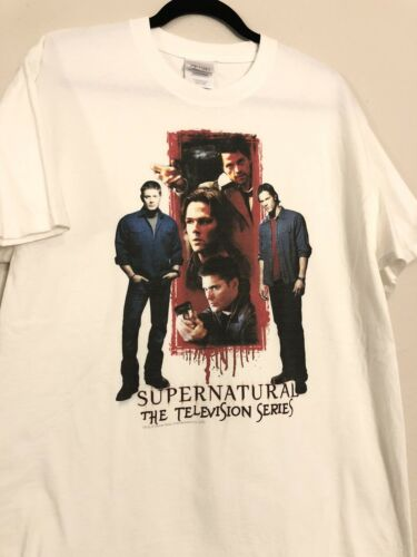 2010 Vintage Supernatural Television Series TV Pro