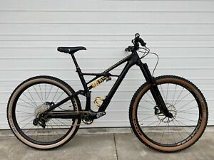 Specialized-Carbon-enduro-GOLD-BUILD-Large-ready-to-ride-USA-Ship