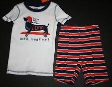 New Gymboree Gymmies How Long Until Bedtime Dog PJs Size 12-18m NWT Pajamas