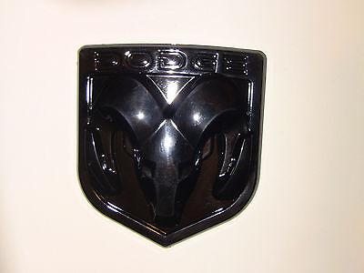 1pcs Black Ram Hemi 5.7 Liter Logo Decal Engine Emblem Waterproof ABS Nameplate Badge Sticker for Dodge RAM