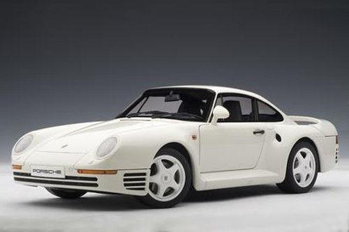 1/18 Autoart - Porsche 959 (White)