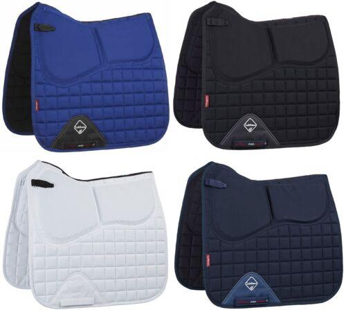 LeMieux Pro-Sorb Full Size Plain Dressage Square Navy Blue