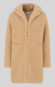 Whistles -- The Ultimate Teddy Coat - Neutral - New with tag - Size M - 12-14