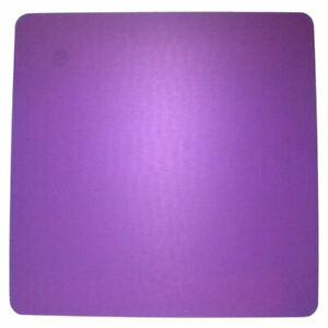 EIP Nikola Tesla EMF Positive Energy Purple Plate Large ...