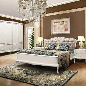 Details zu Landhaus Komplett Schlafzimmer \