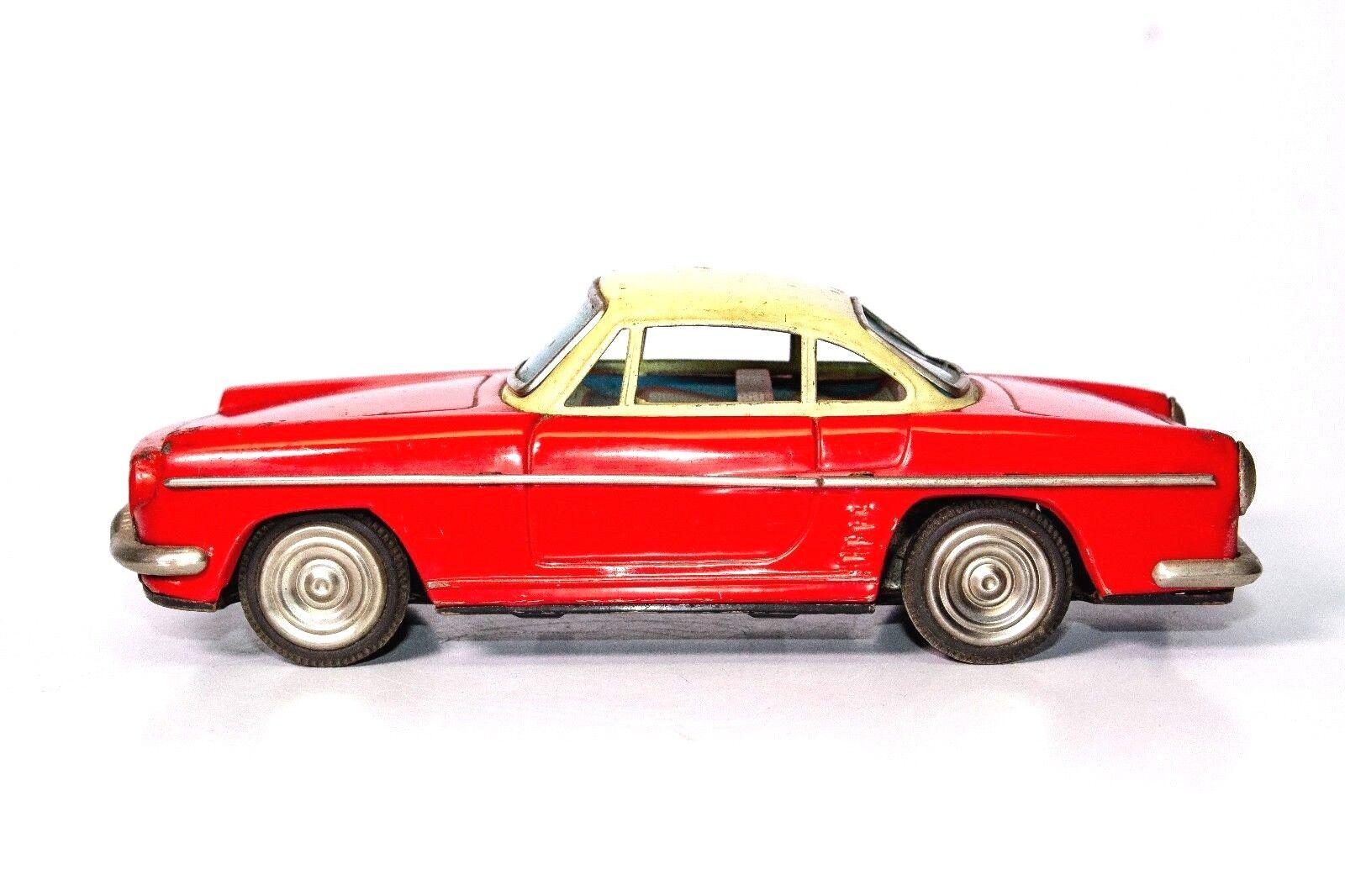 Vintage Super Selten Blech Reibung 597mS Renault Floride 2-door Coupe