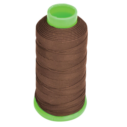 Brown One Size Kincade Roll Of Unisex Horse Care Plaiting Thread