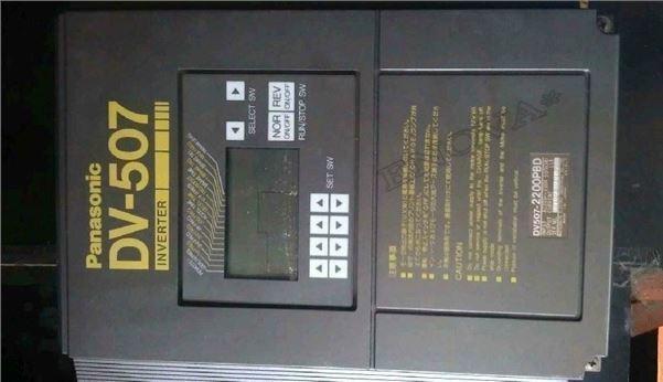 Utiliza 1 trozos trozos trozos inversor dv507-2200pbd 200-230vac Panasonic plc modu nm b3a735