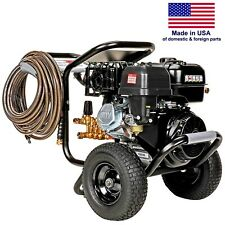Gas Pressure Washer Cold Water 4400 Psi 4 Gpm Cat Pump
