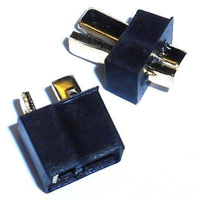 2019 Moda 8036 Rc Mini T-plug Set Maschio / Femmina Connettore A Spina-mostra Il Titolo Originale Delizioso Nel Gusto