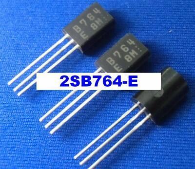 2SB764 TRANSISTOR     TO-92 B764