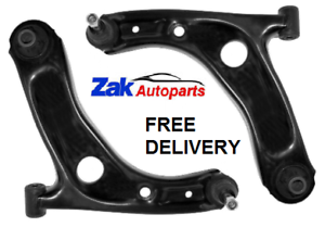 2005- TOYOTA AYGO CITROEN C1 PEUGEOT 107 1.0 1.4 WISHBONES SUSPENSION ARMS X2