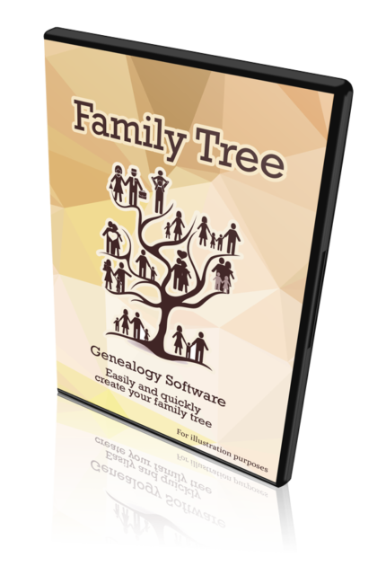 Family Tree Generator Creator Maker Genealogy Research Software Windows Mac OSX