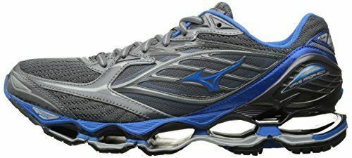 Nuevo-Mizuno Para Hombre  Wave Profecía 6-R701B05' Azul asfalto Tenis para Correr - 9